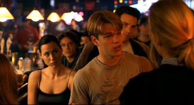 Comedic Monologue for Men - Matt Damon as Will Hunting in ...  Comedic Monolog...